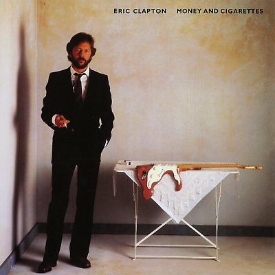 ERIC CLAPTON MONEY AND CIGARETTES 140 GRAM VINYL LP (June 29th 2018)