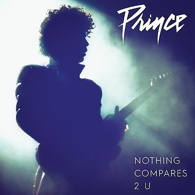 "PRINCE NOTHING COMPARES 2 U 7"" VINYL SINGLE (New Release 2018) FREE UK P&P"