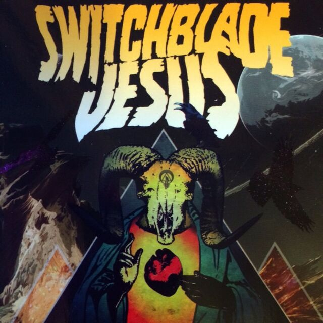 SWITCHBLADE JESUS - SWITCHBLADE JESUS  CD NEU