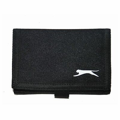 Slazenger Velcro Wallet Carry Money Cash Coins Cards Case Accessories