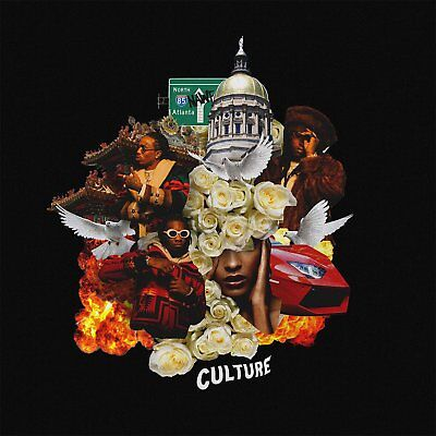 Migos Culture poster wall art home decoration photo print 24x24 inches