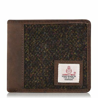 Howick Tweed Wallet Mens Gents