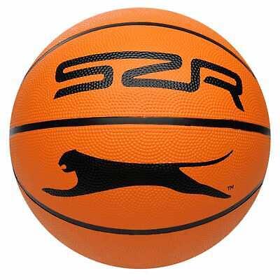 Slazenger Unisex Rubber Ball Basketballs Sports Sport Classic
