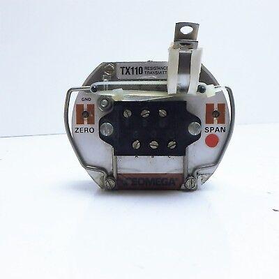Omega Resistance Bulb Transmitter 2 Wire Tx 0-200frtd Noce Tx110-pt1
