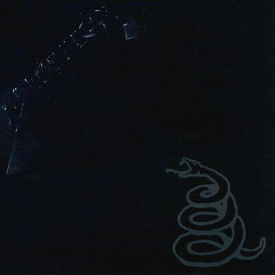 METALLICA : METALLICA the black album  (Double LP Vinyl) sealed