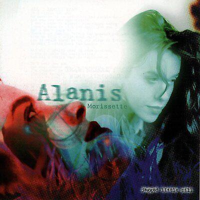 ALANIS MORISSETTE Jagged Little Pill 180gm Vinyl LP NEW & SEALED