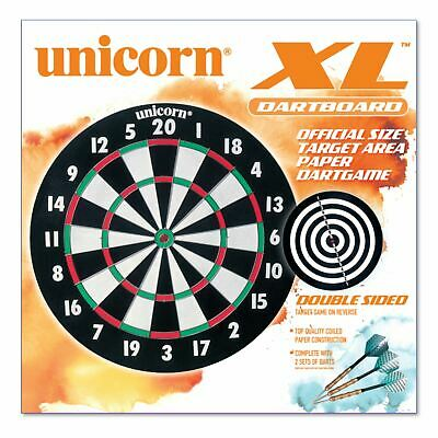 Unicorn Unisex XL Dart Board