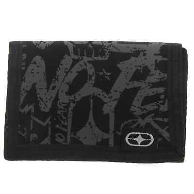 Unisex No Fear Graffiti Wallet Print New