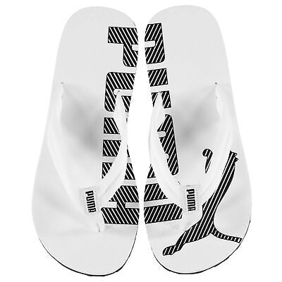 Puma Womens Epic V2 Flip Flops Toe Post Oversized Print