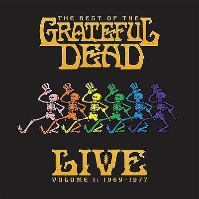 Grateful Dead - The Best Of The Grateful Dead Live Vol. 1 - New Sealed Vinyl