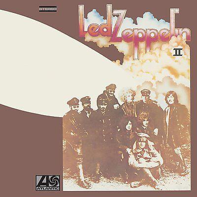 LED ZEPPELIN - LED ZEPPELIN II: REMASTERED 180 GRAM VINYL ALBUM (June 2nd 2014)