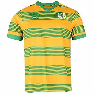 large Yeovil Town FC Football Shirt away Soccer Jersey BNWT S/s 2015/16 image