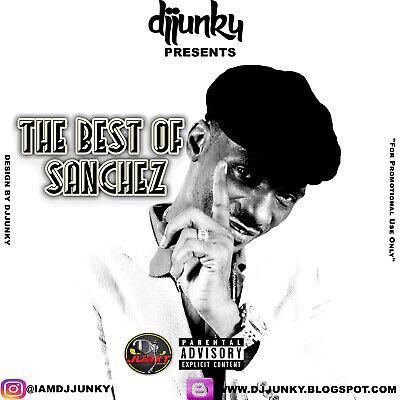The Best Of Sanchez Mixtape CD (Best Of Sanchez Reggae)