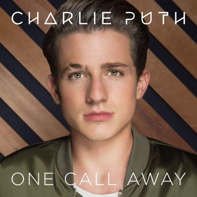 CHARLIE PUTH - ONE CALL AWAY (2-TRACK)   CD SINGLE NEU
