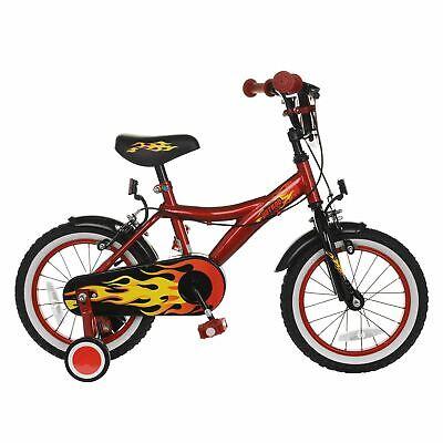 Cosmic Kids Boys Robo 14 inch Bike