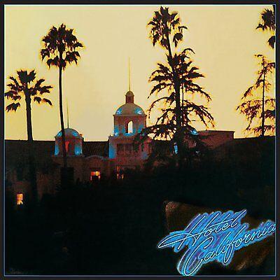 THE EAGLES - HOTEL CALIFORNIA: 180 GRAM VINYL ALBUM (2014)