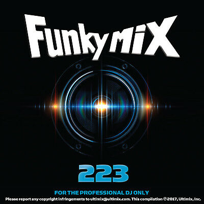 Funkymix 223 Cardi B  Justin Bieber Fat Joe Fergie Chris Brown Dj Envy F  Fetty