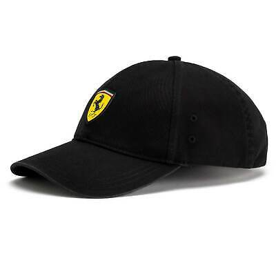 Puma Ferrari Fanwear Baseball Cap Mens Gents Classic