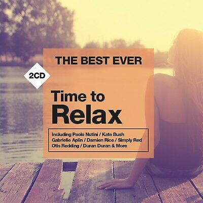 BEST EVER:TIME TO RELAX,THE 2 CD NEW+