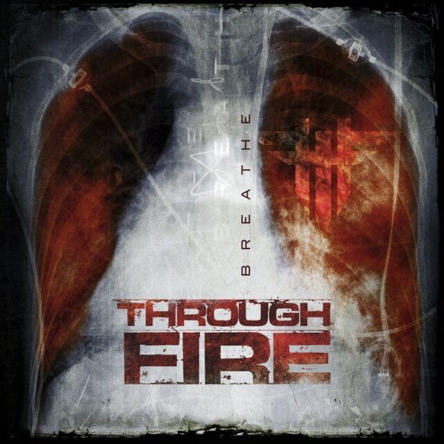 THROUGH FIRE - STRONGER   CD NEU