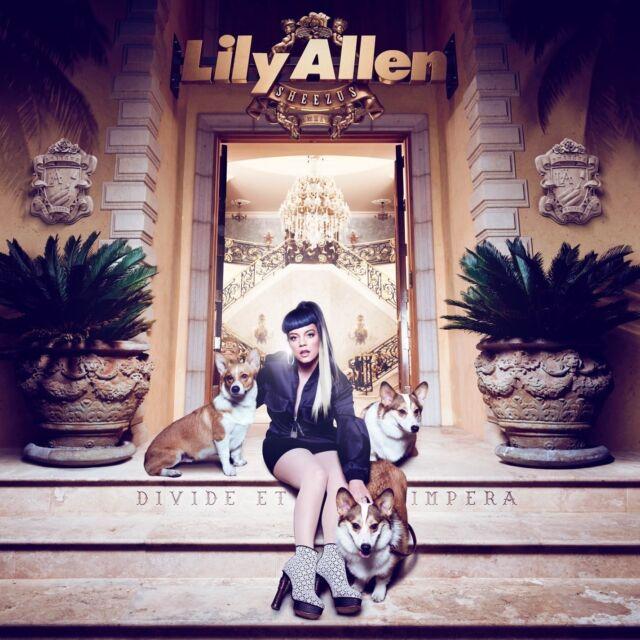 LILY ALLEN - SHEEZUS  CD NEU