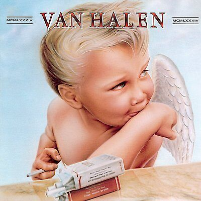 VAN HALEN 1984 180 GRAM VINYL ALBUM