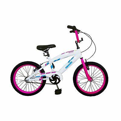 Cosmic Neon 18 BMX Girls Childrens Bike