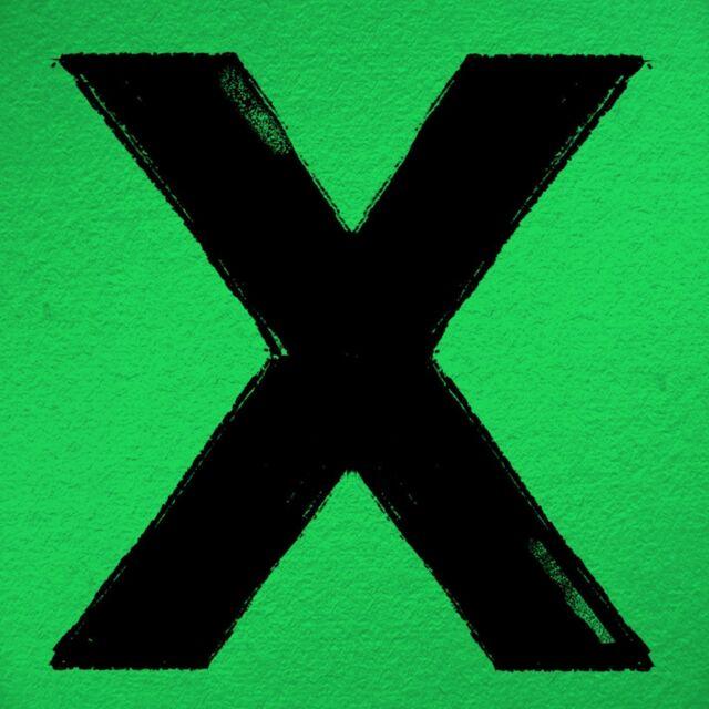 ED SHEERAN X (Multiply) 2-LP VINYL SET (Released June 27th 2014)