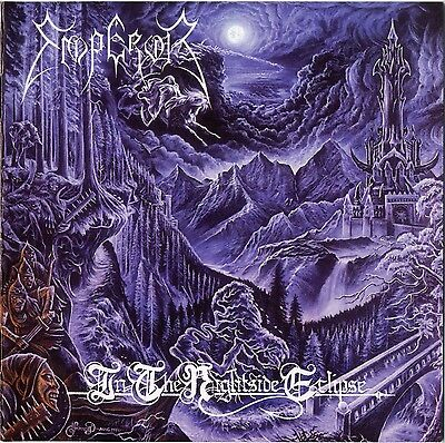 EMPEROR - In the Nightside Eclipse Album Cover Art black Metal