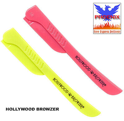 HOLLYWOOD BROWZER Pink & Lime (Includes 2 Browzers and a Protective Pouch)