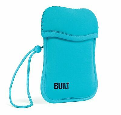 Built Ny Hoodie (BUILT NY Hoodie Slimline Camera Case Scuba Blue RRP £18.00 - New On Card)