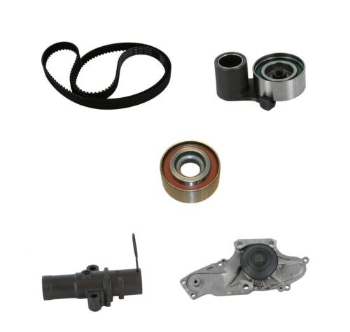 Engine Timing Belt Kit With Water Pump CRP TB329LK1 Fits