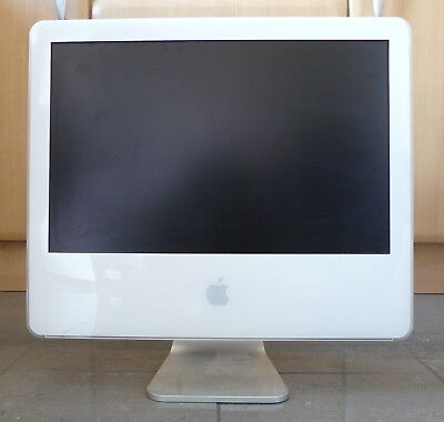 "20"" Apple iMac G5 ALS A1076 EMC 2056 2.0GHz/2GB RAM/250GB HDD OSX 10.5 Leopard"
