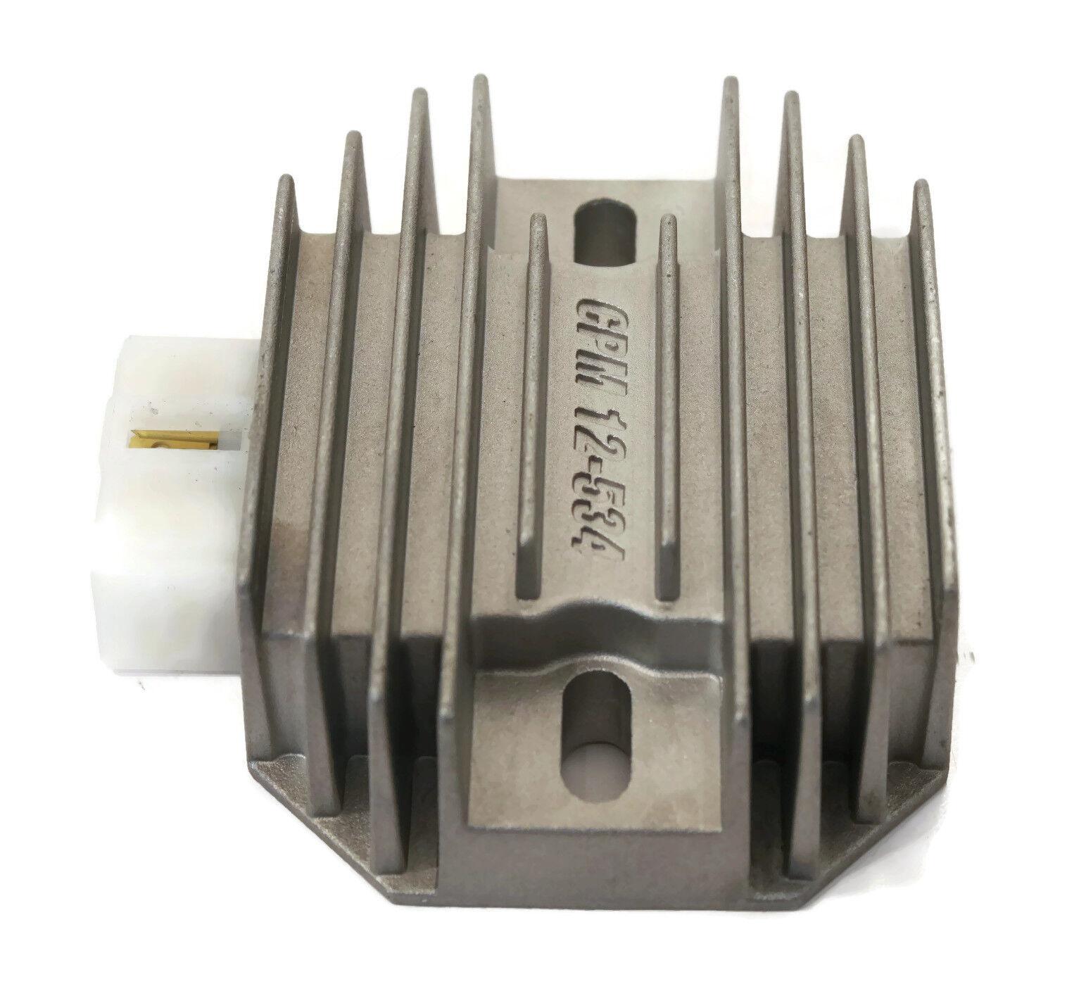 Voltage Regulator John Deere Lx277 Parts Diagram Trusted Wiring Lx279 Rectifier Fits Lx188 Lx289