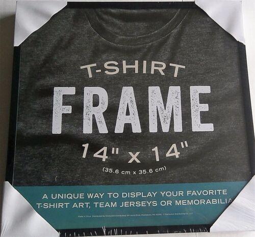 """T-Shirt Frame 14"""" x 14"""" [Display T-Shirts as Art]"""