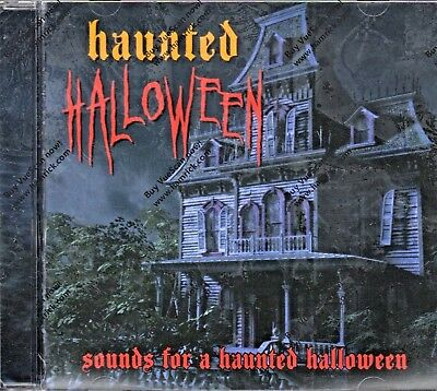 Sounds For Halloween (HAUNTED HALLOWEEN: SOUNDS FOR A HAUNTED HALLOWEEN SPOOKY GREETINGS, MUSIC &)