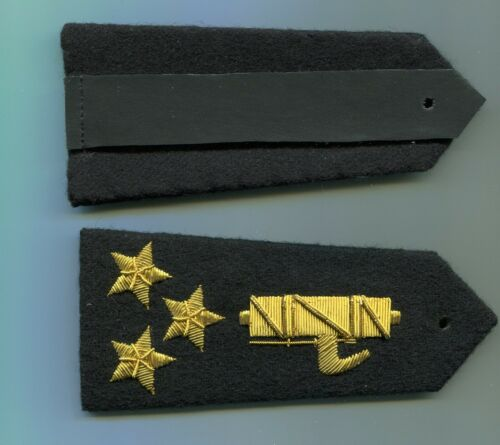 Italian Officers Captain Rank Boards of the Black Shirts  1920