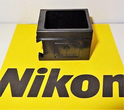 Nikon Dia-ill Dummy Fluorescent Microscope Filter Block For E400600 Te200300