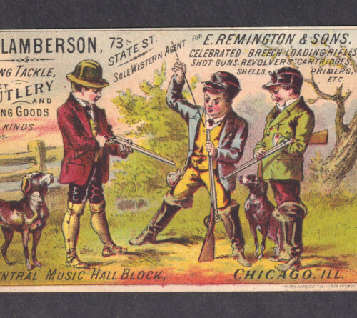 Remington & Sons Rifle 1800