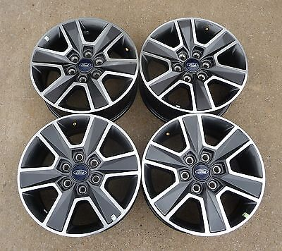"""2004-2018 FORD F150 FX4 18"""" FACTORY ALLOY WHEELS 3997 FREE SHIPPING"""