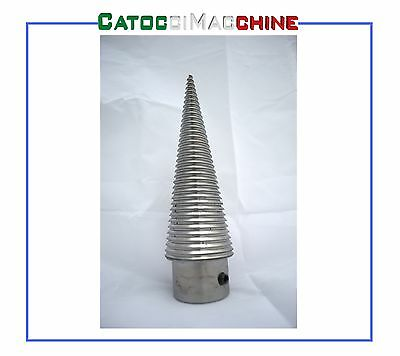 LOG SPLITTER SCREW CONICAL FOR ENGINE ELECTRICAL DIAMETER 55 MM