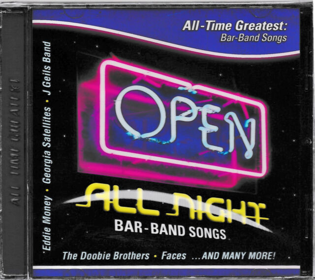 All Time Greatest Bar Band Songs - Doobie Brothers,Faces ... CD / NEU & OVP!