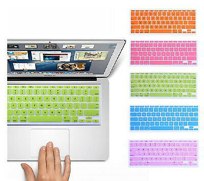 "Silicone Keyboard Cover Skin for Apple Macbook Air 13"" 13 inch A1369 A1466"