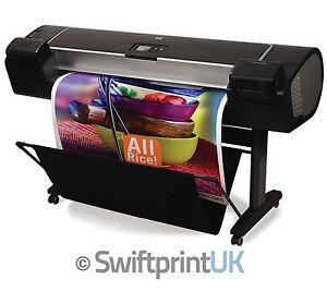 2x A1 Full Colour Poster Print / Printing Service - 140gsm Matt Paper