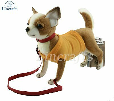 Hansa Chihuahua Yellow T 7548 Plush Soft Toy Sold by Lincrafts Established...