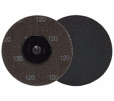 Neiko 11184a-10 Piece 3 120 Grit Silicon Carbide Sanding Discs - New
