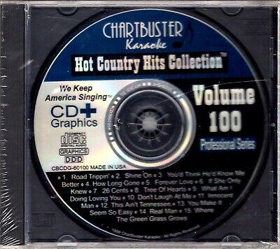 Karaoke Entertainment - Chartbuster Karaoke Cdg