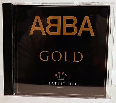 ABBA :  Gold: Greatest Hits (CD)  NICE !