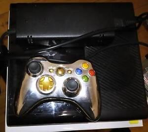 Xbox 360 model E +7 games Glen Iris Boroondara Area Preview
