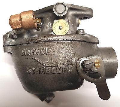 Marvel Schebler Carburetor Rebuilt Ac Fd Ih Jd Mf Small Bowl Tsx Carb Rr
